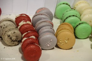 Marvelous macarons