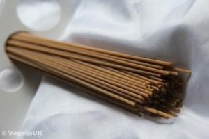I use wholemeal spaghetti