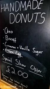 No more cream egg donuts...