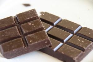 Ginger & chia organic chocolate
