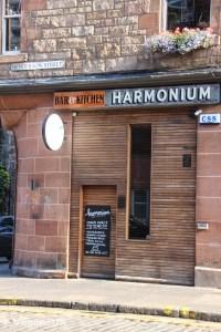 Harmonium in Leith