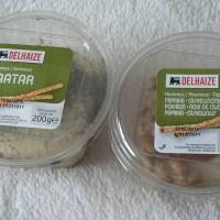 Delhaize hummus (Delhaize)