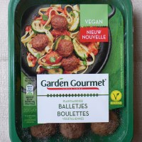 Garden Gourmet Vegan Meatballs, Burgers, and Nuggets