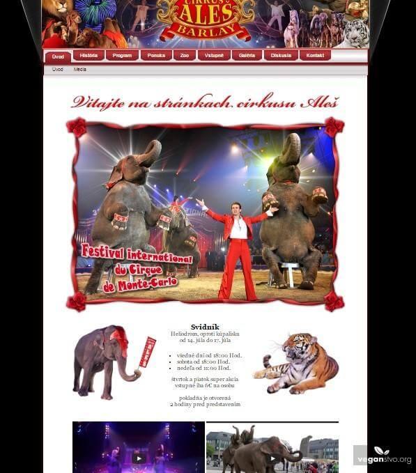 Potrebuje cirkus exotické zvieratá aby ešte zaujal?