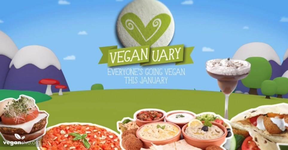 Zbav sa nadváhy a získaj lepšie zdravie, bez telocvične – Veganuary