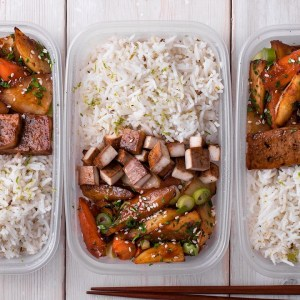 VEGAN MEAL PREP – Quick, Cheap, Easy, and Delicious Meals #2