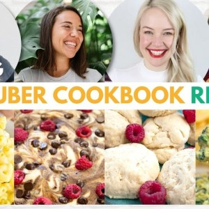 Trying VEGAN YOUTUBERS' Cookbook Recipes!