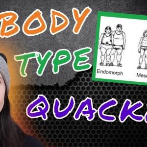 The Crazy History of Body Types | Ectomorph, Mesomorph, Endomorph | Vegan Proteins