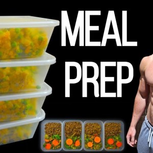 CHEAP 1 WEEK MEAL PREP | EASY RECIPES FOR FAT LOSS