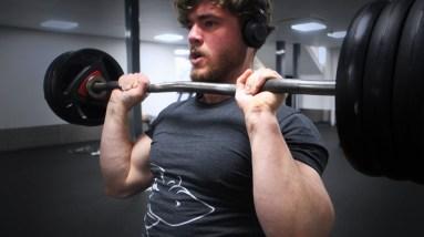 How I Train as a Vegan Bodybuilder