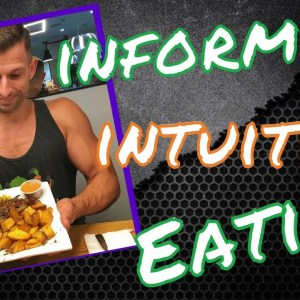 Is Intuitive Eating a Solution?  | Vegan Proteins