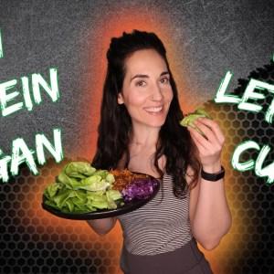 Thai Vegan Lettuce Cups | 32g Protein | Vegan Proteins