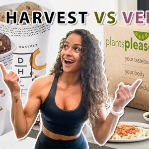 The Best VEGAN Meal Delivery Service? | HONEST REVIEW