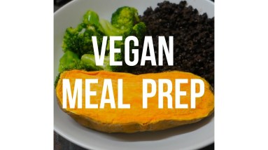 Vegan Bodybuilding Meal Prep   Cheap & Easy