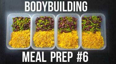 VEGAN BODYBUILDING MEAL PREP ON A BUDGET #6