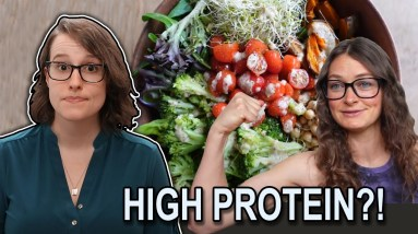 I Don't Think Vegan Youtubers Know What Protein Is (again)