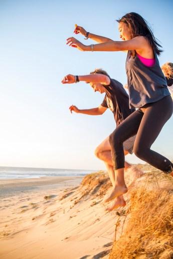 Jump Vegan Surf Camp