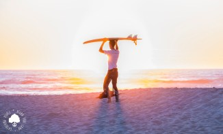 Sun Set Surf Vegan Surf Camp