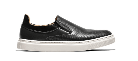 Vegan Leather Sneaker
