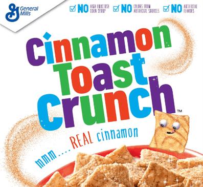 Is Cinnamon Toast Crunch Vegan?