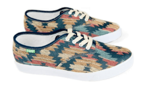 Colorful shoe from Keep