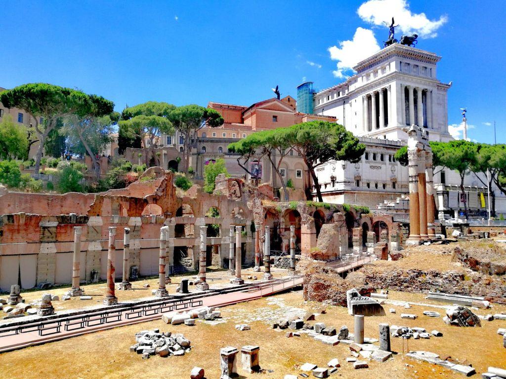 Digital Nomad in Rome