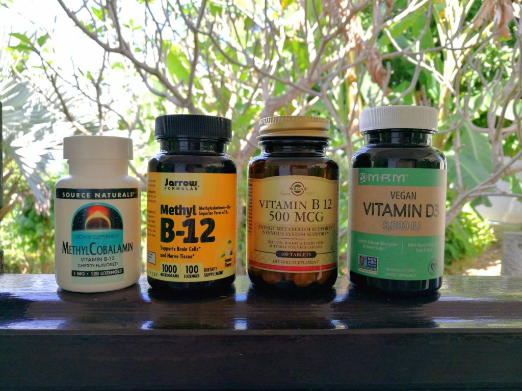 Veganism for Beginners: Vegan Supplements