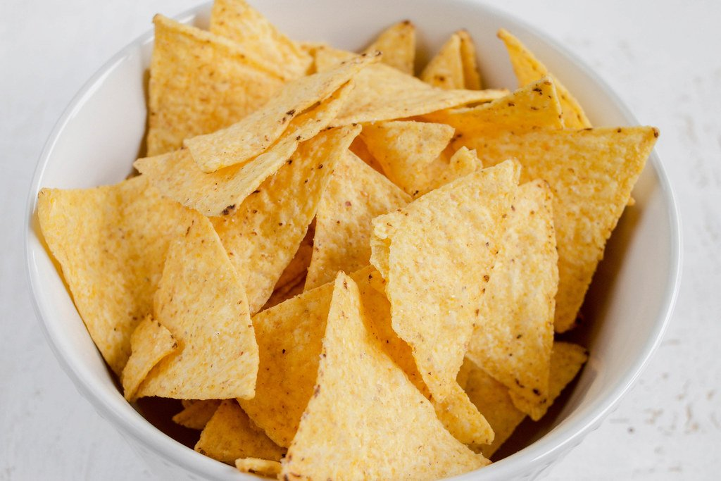 Are tortilla chips vegan