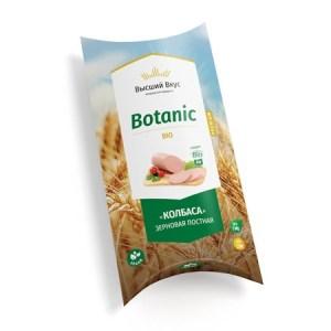 Веганская колбаса постная «Botanic Bio» Высший Вкус