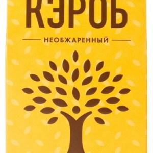 """Кэроб необжаренный (порошок из плодов рожкового дерева)""""royal forest"""", 200гр"""