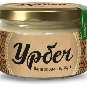 "Урбеч из семян кунжута ""Сибирский кедр"", 200 гр"