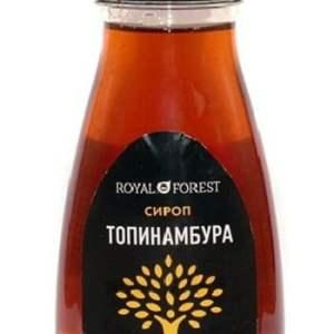 """Сироп топинамбура """"Royal forest"""", 240 гр"""