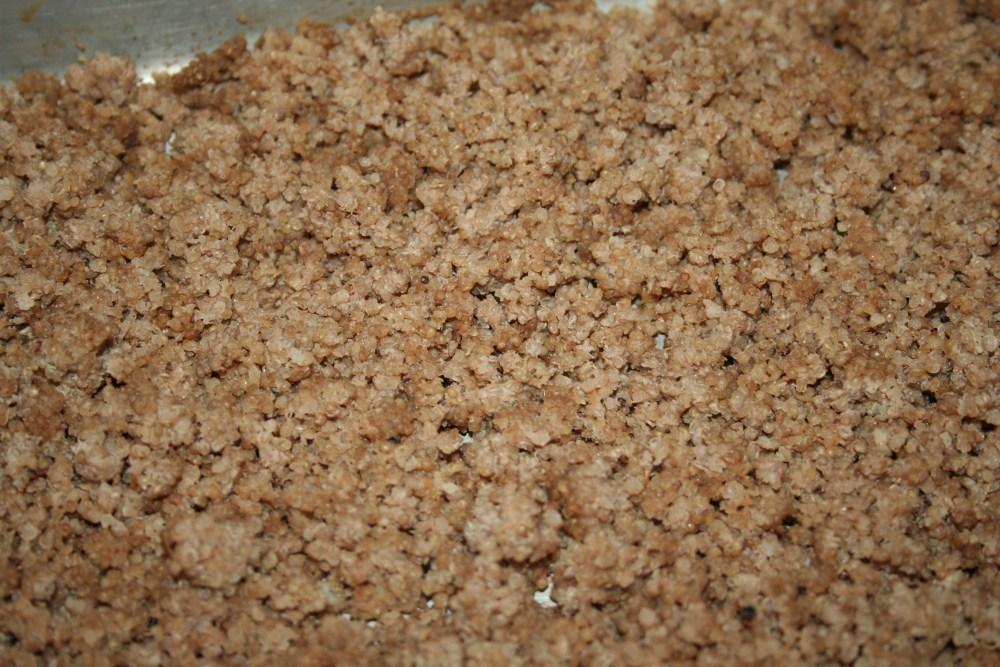 Quinoa or Millet