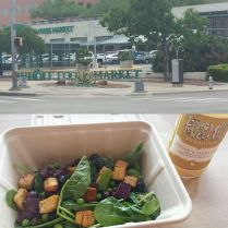 Had to have some meals at Wholefoods mothership corporate location