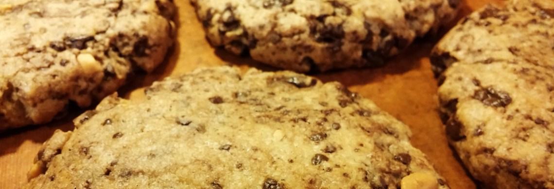 Chocolate-Peanut-Cookies
