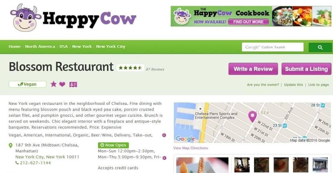 Find Me Restaurant Close