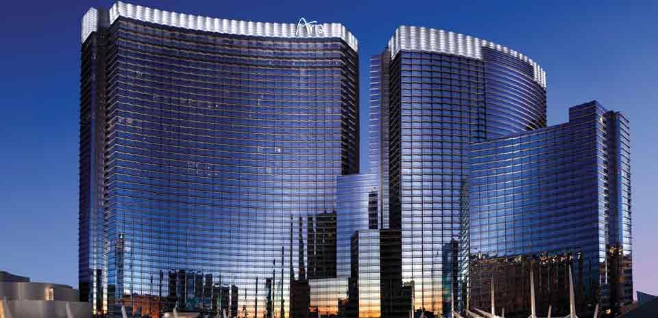 艾莉亞度假酒店 ARIA Resort & Casino - 賭城拉斯維加斯