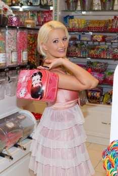 Holly Madison at Sugar Factory