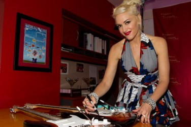 Gwen Stefani inducted into Madame Tussauds Las Vegas