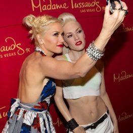 Gwen Stefani inducted into Madame Tussauds Las Vegas