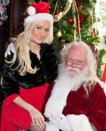 Holly Madison pictured at her Holly Jolly Toy Drive at El Segundo Sol in Las Vegas, NV on December 18, 2010. © RD/ Erik Kabik/ Retna Digital