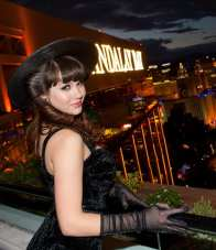 Claire Sinclair at Foundation Room 19