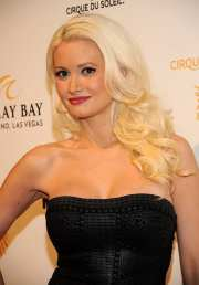 Holly Madison at Michael Jackson THE IMMORTAL World Tour