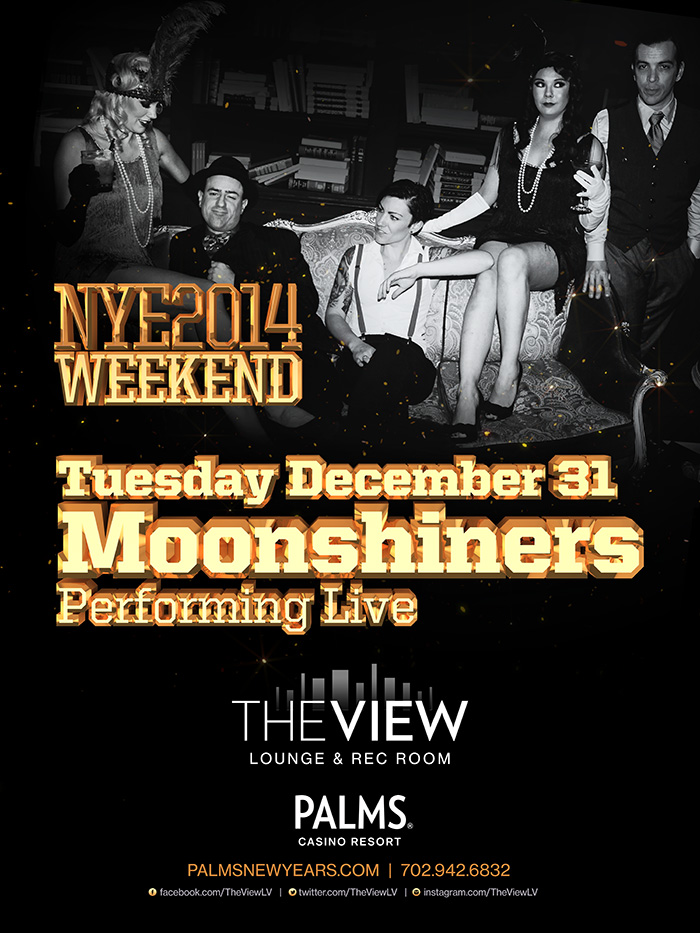 The Moonshiners at The View