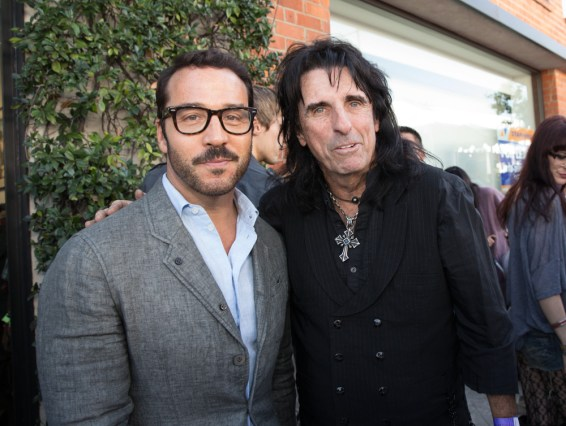 John Varvatos 10th Annual Stuart House Benefit in Hollywood, CA