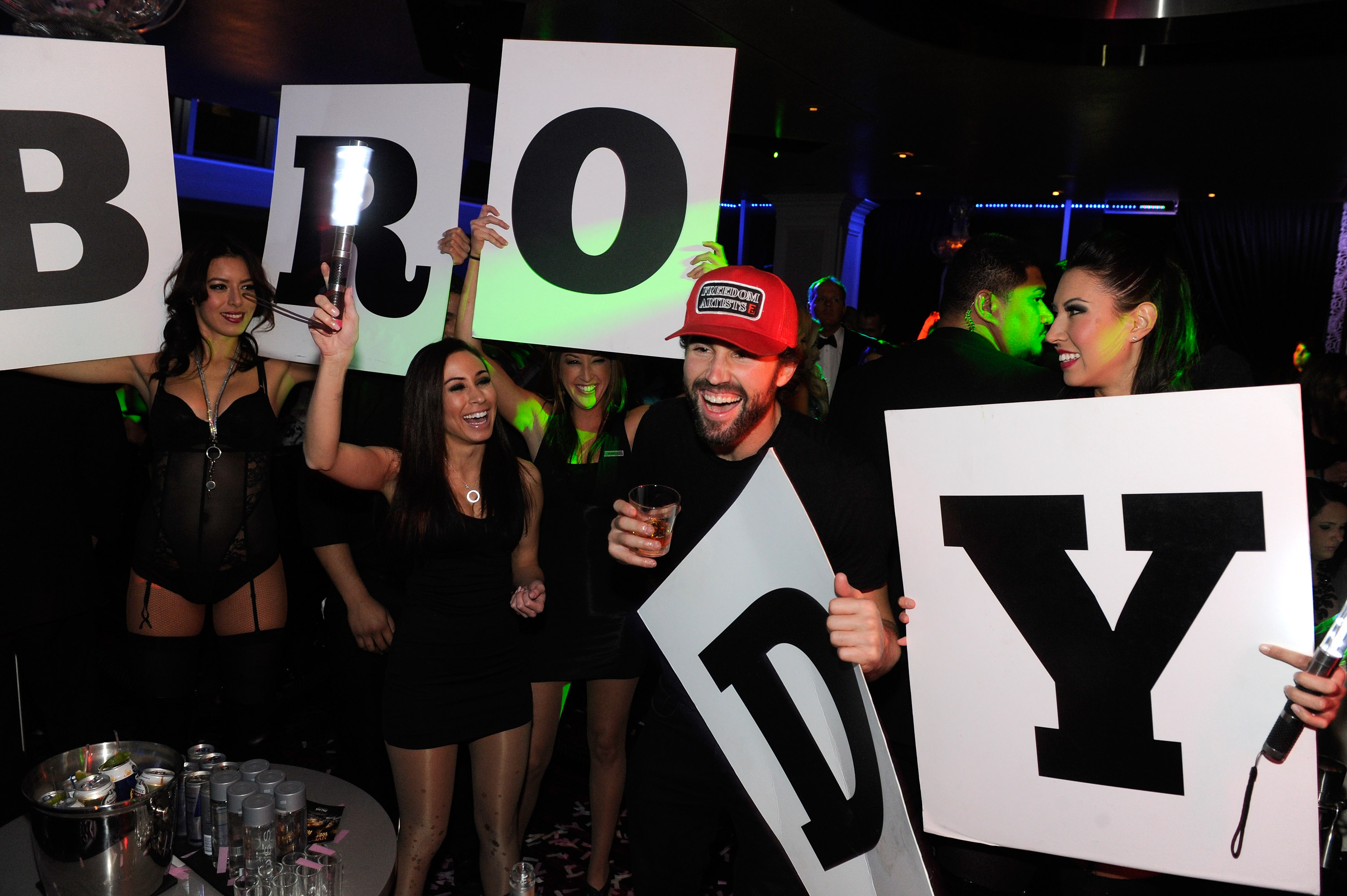 Celebrities Spotted During New Year's Eve Weekend at Palms ...