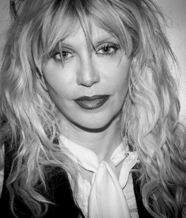 Courtney Love - Photo by Erik Kabik