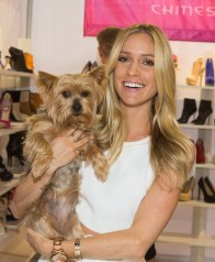 Kristin Cavallari at FN Platform Trade Show for Chinese Laundry in Las Vegas, Nevada