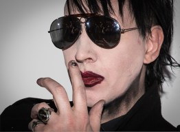 Marilyn Manson hosts Halloween Party at HYDE in Las Vegas