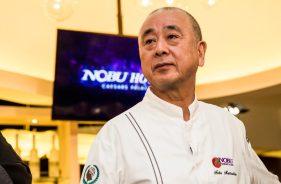 Nobu Hotel pre-Opening Media Event in Las Vegas, NV